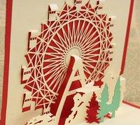 Cheap 3d handmade card Best 3D Pop UP Gift Cards