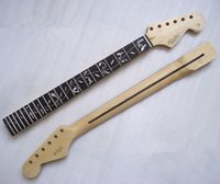 Wholesale Musical instruments Fret The Tree of Life Canadian maple Electric Guitar Neck Guitar Parts accessories
