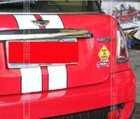 Wholesale MINI Car stickers Baby on Board Colors Fashion Cute Design New Arrival