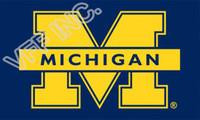 big banners - University of Michigan Flag NCAA Big Ten Conference ft x ft Polyester Banner Flying cm Custom flag sport helmet MU7