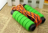 Wholesale Brand new Skipping jump ropes foam handle Speed Gym Training Sports excercise fitness sports chlidren adults Fitness Supplies drop shipping