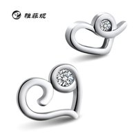 Wholesale Yafei Ni S925 sterling silver jewelry lovers love China Wind earrings earrings birthday gift boutique sources