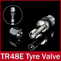 aire valves - 4 X Tire Aire Valve Cap Tyres Wheel Dust Stems Forged Aluminum Metal Bolt in Type Ventil Valve for Auto Car Truck Motorcycle
