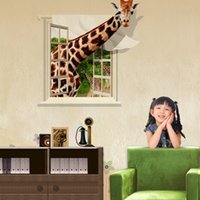Wholesale free charge D wall stickers home decoration Decals Removable Stickers Decorations For Home