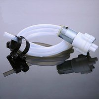 Wholesale Mini Water Pump Water Pipes meter Self priming Diaphragm Pump Oil Pump Use for Toy Model Aquarium