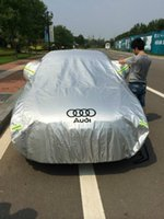 Wholesale Bright silver hailproof Auto car cover