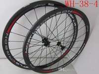 Wholesale Factory Direct Sale mm Width Carbon Road Bike mm Wheels Clincher Wheelset c Matte Glossy Front Rear Hole Campagnolo Speed