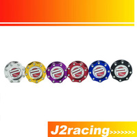 Wholesale J2 RACING STORE NEW OIL FILTER CAP ENGINE OIL CAP FOR HONDA ACURA EF EG EK PQY6320