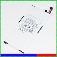 Wholesale Original mAh SP4960C3A battery for Samsung galaxy tab p1000 tablet PC battery batteria bateria AKKU