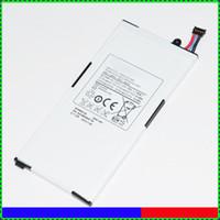 Wholesale Original mAh SP4960C3A battery for Samsung galaxy tab p1000 tablet PC battery batteria bateria AKKU