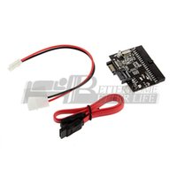 Wholesale 2 in SATA to IDE Converter IDE to SATA Adapter Converter for DVD CD HDD