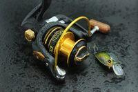 technology - German technology for shimano feeder fishing BB metal front drag spinning fishing reel