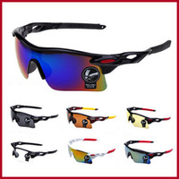 motorcycle frame - Cycling Glasses UV400 Outdoor Sports Windproof Eyewear For Men and Women Mountain Bike Bicycle Motorcycle Glasses Sunglasses