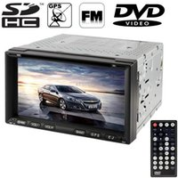 aux definition - 6 inch High Definition Digital TFT Display Touch Screen Car DVD Player with Remote Controller GPS Bluetooth TV USB Aux In
