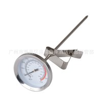 Wholesale Export single stainless steel thermometer temperature oven fried fried fried chicken and French fries thermometer