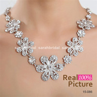 beautiful bridesmaid jewelry - Cheap Bridal Jewelry Sets Rhinestones Crystals Beautiful Necklaces and Chandelier Earrings For Sale Wedding Bridesmaids Dresses Accessories