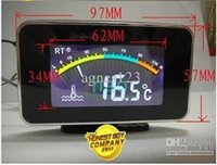 automotive temp gauge - Car water temperature super good high large screen color dynamic automotive digital water temperatur