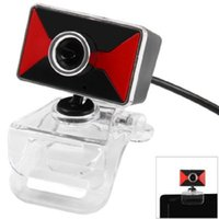 Wholesale Clip on High Resolution M Web PC Camera USB Powered Webcam Degree Rotating with Built in Microphone for Computer Laptop