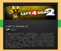 Wholesale st eam game cdkey Left Dead the world player no regional limit