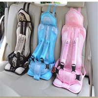 Wholesale NEW Protable High Quality Safety Infant Child Baby Car Seat Toddler Carrier Wieght to KG