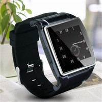 apple twitter - 2016 L18 Smart Watch Wrist Waterproof Hi Watch2 With MP Camera Bluetooth SIM Card and TF Card Support Facebook Twitter