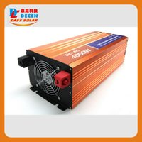 solar inverter - DECEN W VDC V V V VAC Hz Hz Peak Power W Off grid Pure Sine Wave Solar Inverter or Wind Inverter