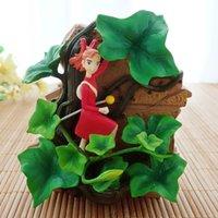 arrietty movie - Studio Ghibli Classic Anime Hayao Miyazaki The Borrower Arrietty lovely cartoon Collectible Action Figure model Toy cm