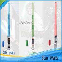 Star Wars sable de luz Armas niños juguetes Boys Toys Star Wars sable de luz acoplables ventiladores adultos regalos cosplay