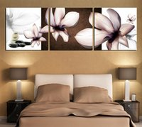 Cheap Free Shipping Hot Sell 3 Panels Modern Wall Painting black and white picture Home Decorative Art Picture Paint on Canvas Prints