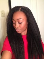 banks parts - Cheap Full Lace Wigs Yaki Virgin Free Part Wig Unprocessed Peruvian Yaki Straight Human Hair A Full Front Lace Wigs With Baby Hair