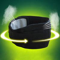 best lumbar support - 2015 New arrival Hot sale best quality New High Quality Infrared Self heating Magnetic Back Support Lumbar Brace Belt Double P