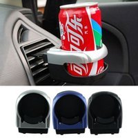 Wholesale Universal Air Conditioning Inlet Auto Car Drink Holder Car Beverage Bottle Cup Car Frame for Truck Van Drink Shelf A17