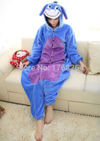 Wholesale MENG Adults Winter Flannel Pajamas All In One Pyjama Suits Cosplay Costumes Adult Garment Cute Cartoon Animal Onesies Pajamas S XL