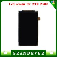 Cheap LCD display screen Parts Repair FOR ZTE N909 test one by one before shipping with 5pcs lot