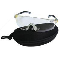 Wholesale Deltaplus Venitex LIPARI Clear Polycarbonate Safety Protective Glasses Goggles with Box
