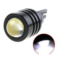 Wholesale LED Car Light Car Tail Light W T10 Car Light High Power T10 W5W White SMD LED Car Side Wedge Light Reading Lamp Tail Lights