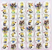 baby brooch pin - baby kids Christmas brooch minions brooches brand brooch cartoon Despicable ME Brooches for christmas gift D1536