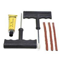 Wholesale A Set of Tire Repair Tools for Car Motorcycle Bike Quickly Simple Type Repair Kit