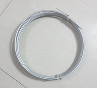 Wholesale 1 quot mm OD Steel brake line tubing coil zinc plated brake tube ft m coil piece