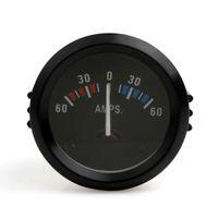amp gauges - 2 Inch mm Universal Ammeter AMP Gauge Meter Voltmeter Gauge Car Boat Truck ATV AMP Meter Auto Gauge CEC_542