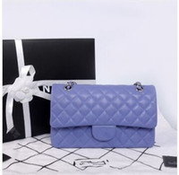 Wholesale gaodashang CF new original lambskin ladies single shoulder bag colors women messenger bags designer handbags