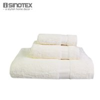 beige bathroom - iSINOTEX Cotton Towel set cm Bath Towel Beige Towels for Bathroom Adult Toallas