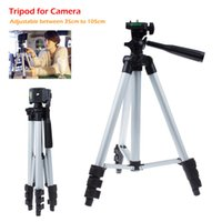 Wholesale Universal Flexible WT A Portable Camera Tripod for Sony Canon Nikon BAG By epacket good quality ZM00077