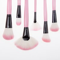 Wholesale 2015 Makeup Brushes Kit Professional Cosmetic Make Up Set Makeup Tools Accessories Makeup Brushes set sets free DHL