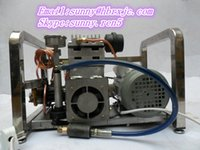 Wholesale 4500psi High Pressure Air Compressor for PCP gun Mini High Pressure Air Pump