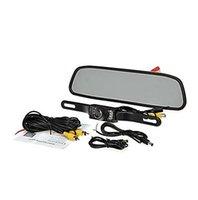 alfa romeo kit - 4 quot TFT LCD Monitor Car Rear View System Backup Reverse Camera Kit Night Vision