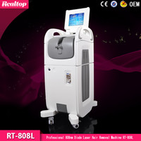Wholesale hot Diode laser nm for permanent hair removal without pain diode laser hair removal beauty device