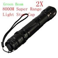Wholesale car Lowes Price Top Quality Aerometal Green PPT Laser Pointer Pen Beam nm M Super Range Light Star Cap High Power