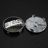 Wholesale 68MM Black Gold Cell BBS Logo Car Emblem Car Wheel Center Cap Badge for OEM auto accessories