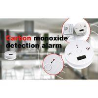 Wholesale The Newest Design For CO Carbon Monoxide Poisoning Smoke Gas Sensor Warning Alarm Detector Tester LCD